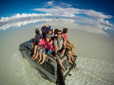 This Guy Spends 3 Years Around The World To Make The Most Epic Selfie Ever