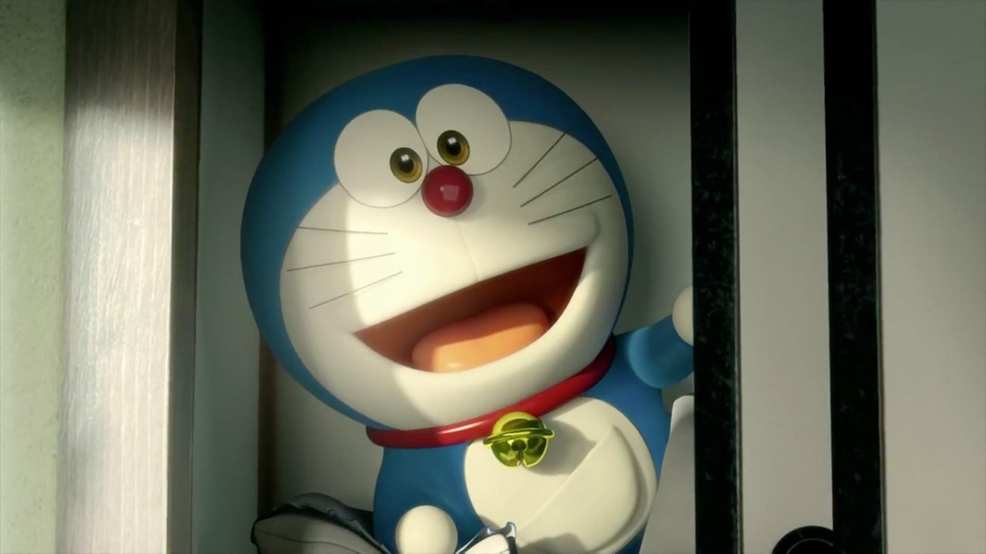 Doraemon New Movie Doraemon New Movie 2014 Stand