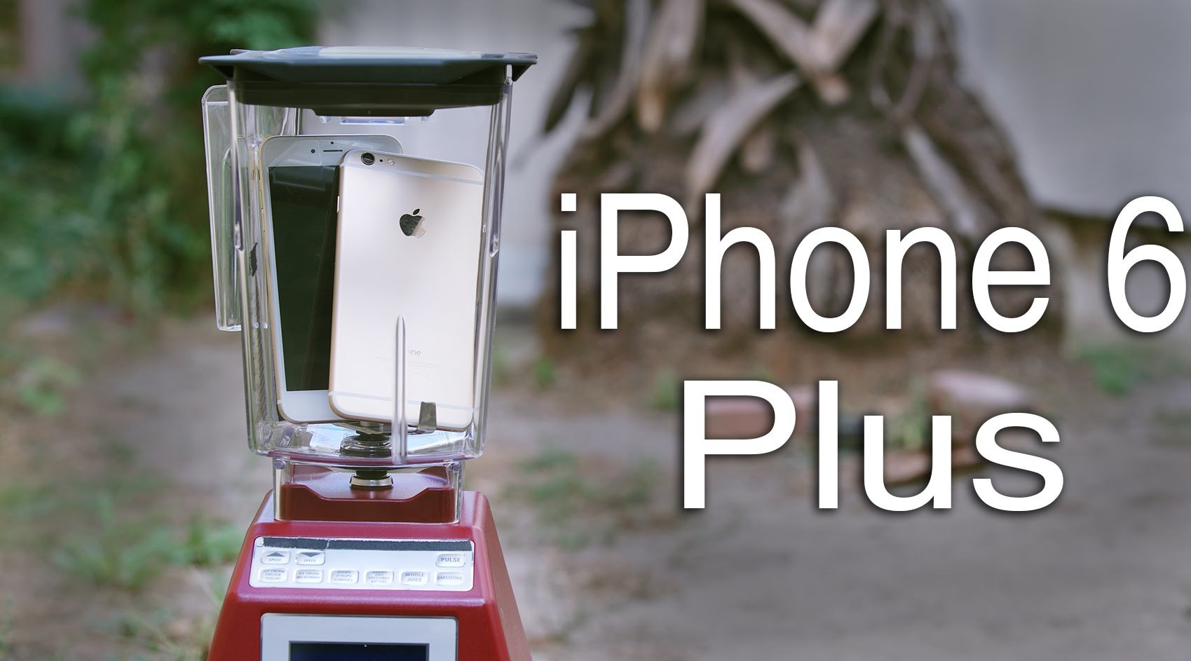 iPhone 6 Plus – Will It Blend?