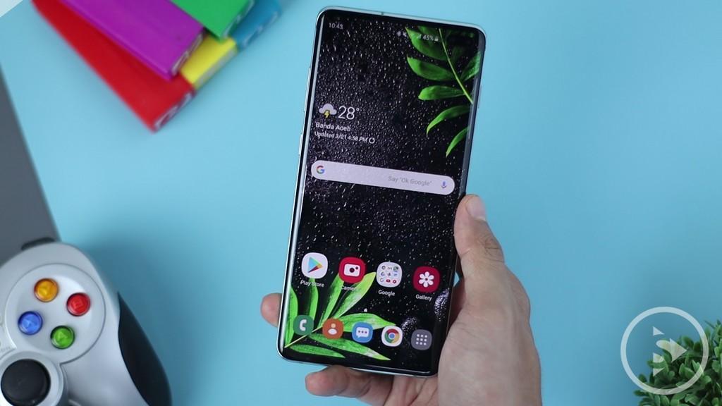 BUILD QUALITY - Samsung Galaxy S10 Plus