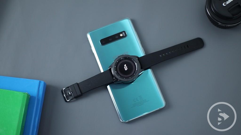 PERFORMANCE & SPECIFICATIONS - Samsung Galaxy S10 Plus Powershare Samsung Galaxy Watch
