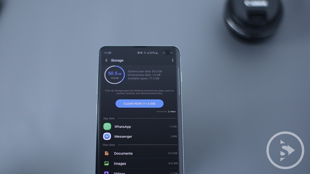 PERFORMANCE & SPECIFICATIONS - Samsung Galaxy S10 Plus