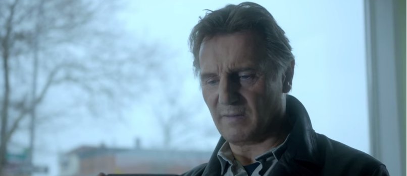 Liam Neeson Got His Gold Stolen on CoC
