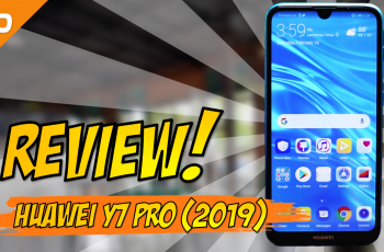 review huawei y7 pro 2019