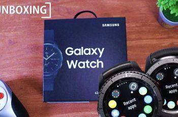 samsung galaxy watch english