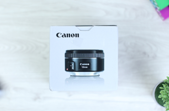 Unboxing Canon F1.8 50mm STM Lens - Youngnou F1.8 50mm Vs Canon F1.8 50mm Focus Test