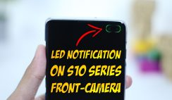 S10 Hidden LED Notification Light - How to Activate LED Notification Light on Samsung Galaxy S10