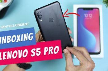 Unboxing Lenovo S5 Pro - Hands-on with Camera Test and Review