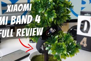 Xiaomi Mi Band 4 Full Review - Display, Design and Water Resistant Feature Test