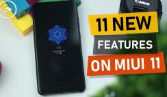 11 New Features on MIUI 11 - Latest MIUI 11 Update for Xiaomi and Redmi Smartphones on 2020